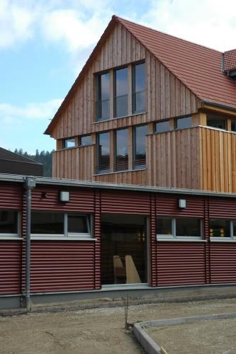 Projektbild Erweiterung und Sanierung des Kindergartens Marienstift in Bad Liebenzell mit Link zur Projektseite