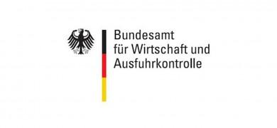 Logo BAFA (Bundesamt für Wirtschaft und Ausfuhrkontrolle) mit Link zur BAFA-Homepage: Vor-Ort-Beratung Energieberatung