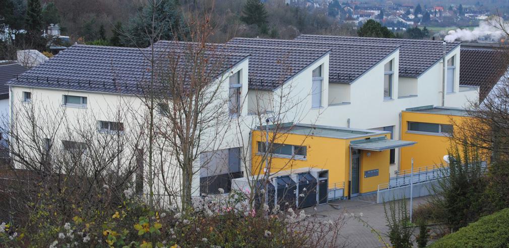 Projektbild vom Umbau Supermarkt zu Mehrfamilienhaus, Karlsruhe Durlach