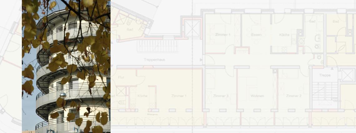 Umbau & Sanierung Wohn- und Geschäftshaus, Karlsruhe