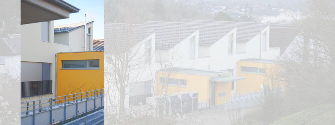 Umbau Supermarkt zum Mehrfamilienhaus, Karlsruhe Durlach