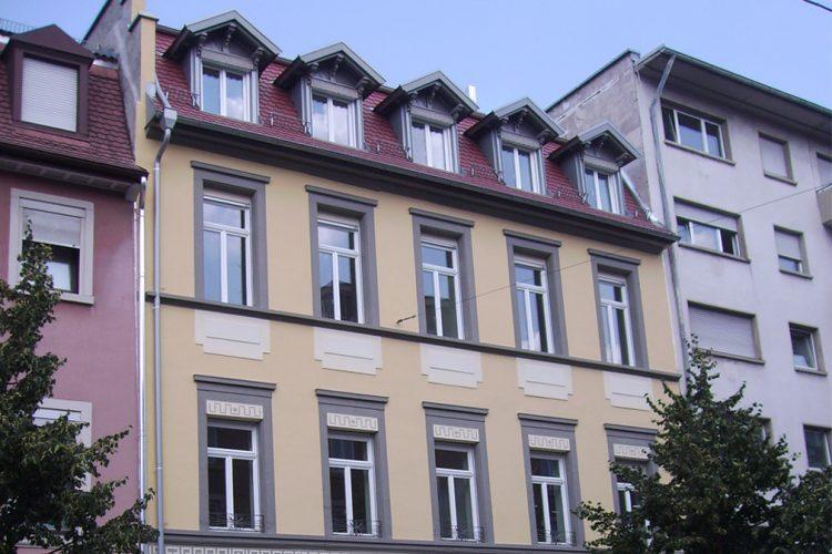 Amalienstraße 18: Link zur Projektseite
